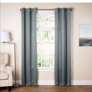 Curtain Panels (Set of Two)